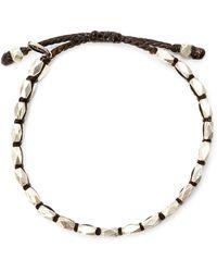 M. Cohen - Faceted Bead Bracelet - Lyst