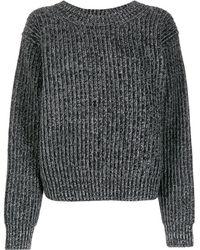 Acne Studios リブニット セーター - マルチカラー