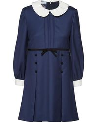 Miu Miu Once Upon A Time ドレス - ブルー