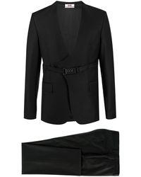 Gcds ツーピース ダブルスーツ - ブラック
