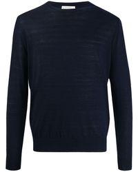 Ballantyne クルーネック セーター - ブルー
