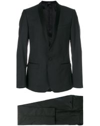 Dolce & Gabbana - Two-piece Dinner Suit - Lyst