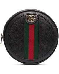 Gucci Мини-сумка На Плечо 'ophidia' - Черный