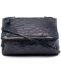 Givenchy Borsa a spalla Pandora - Blu