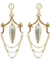 Stephen Webster Large Chandelier Earrings - Metallic