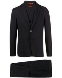 Barena ツーピース スーツ - ブルー