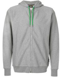 PS by Paul Smith - Zipped Hoodie - Lyst