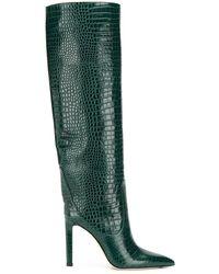 Jimmy Choo Mavis 100 Boots - Green