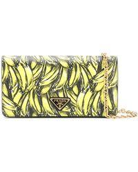 13677d0d3849 Bernhard Willhelm Banana Crossbody Bag in Yellow - Lyst