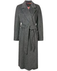 Etro - Opal Belted Coat - Lyst