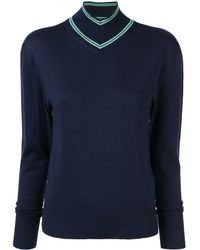 Maggie Marilyn Make A Difference Sweater - Blue