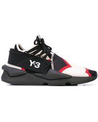 Y-3 Кроссовки Kaiwa - Черный
