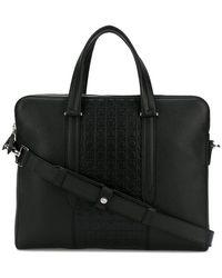 Ferragamo - Giancini Briefcase - Lyst