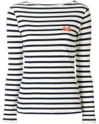 Maison Labiche Sailor Sweater - White