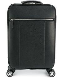 Canali Wheeled Suitcase - Black