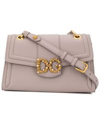 Dolce & Gabbana - Сумка На Плечо Dg Amore - Lyst