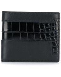 Tod's 二つ折り財布 - ブラック