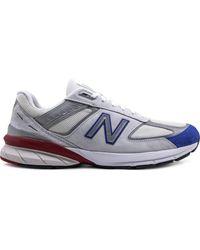 New Balance '990' Sneakers - Mehrfarbig