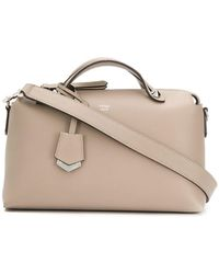 Fendi By The Way Satchel Bag - Multicolor
