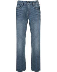 Levi's Jeans Met Toelopende Pijpen - Blauw