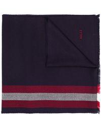 Bally - Classic Striped Scarf - Lyst