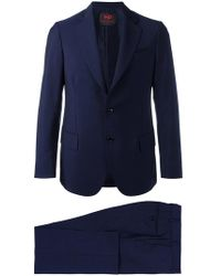 Mp Massimo Piombo - Single-breasted Dinner Suit - Lyst