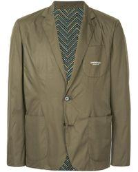 Yoshiokubo - Dry Leaf Reversible Jacket - Lyst