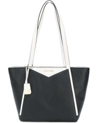 MICHAEL Michael Kors - Whitney Small Tote - Lyst