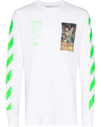 Off-White c/o Virgil Abloh - Pascal Painting スウェットシャツ - Lyst