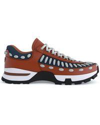 Ermenegildo Zegna Sneakers My Claudio - Multicolore
