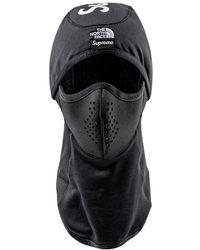 Supreme X The North Face バラクラバ - ブラック