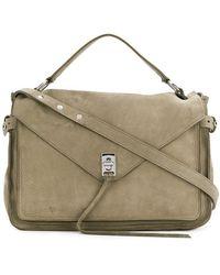 Rebecca Minkoff - Flip Lock Shoulder Bag - Lyst