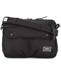 AS2OV Exclusive Ballistic Shoulder Bag - Black
