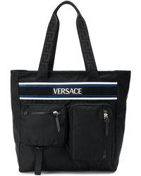 Versace Сумка-тоут Olympus - Черный