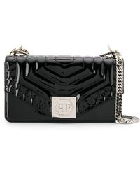 Philipp Plein Small Shoulder Bag - Black