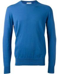 Ballantyne Crew neck sweater - Blu