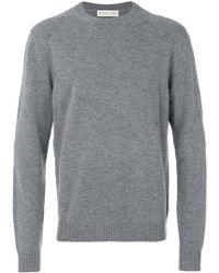 Etro - Little Holes Detail Sweatshirt - Lyst
