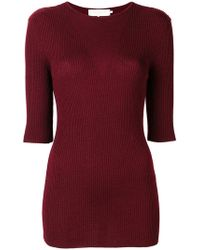 L'Autre Chose - Classic Slim-fit Jumper - Lyst