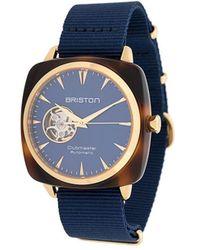 Briston Clubmaster Watch - Blue