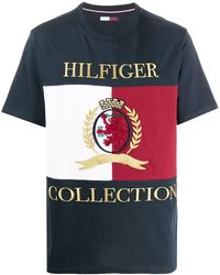 Tommy Hilfiger - クレスト Tシャツ - Lyst