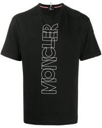 3 MONCLER GRENOBLE - ロゴ Tシャツ - Lyst