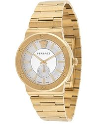 Versace V-urban 腕時計 - メタリック