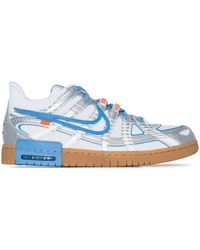 NIKE X OFF-WHITE - Кроссовки Off-whitetm X Nike Air Rubber Dunk University Blue - Lyst