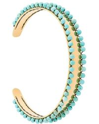 Isabel Marant - Beaded Cuff - Lyst