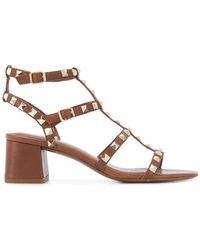 Ash - Studded Sandals - Lyst