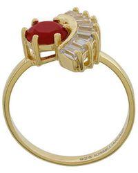 Iosselliani Puro Ring - Metallic