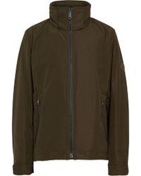 Burberry - Packaway Hood Shape-memory Taffeta Jacket - Lyst