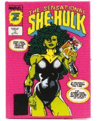 Olympia Le-Tan - 'The Sensational She-Hulk' Clutch - Lyst