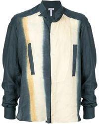 Loewe - Shirt Met Tie Dye - Lyst
