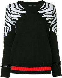 P.E Nation Olympia Knit Sweater - Black